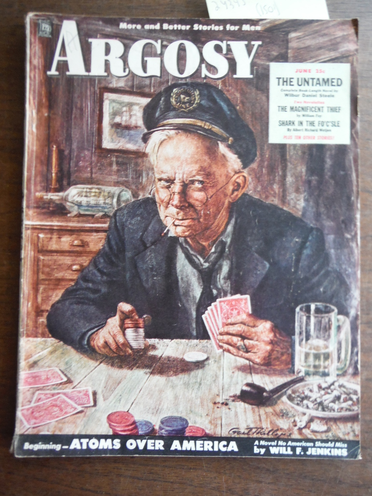 Argosy Magazine Vol. 322, No 3 (June 1946)