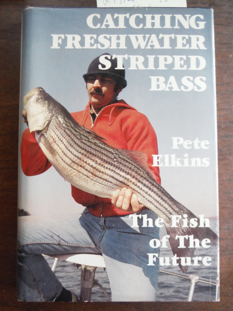 Image 0 of Catching freshwater striped bass: The fish of the future
