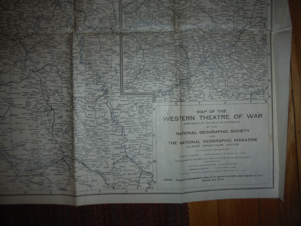 Image 1 of MAP OF THE WESTERN THEATRE OF WAR Prepared in the Map Department of the National