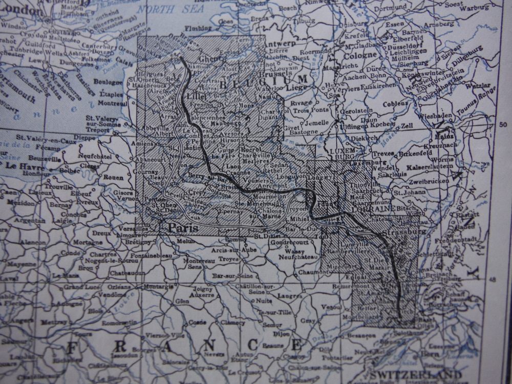 Image 2 of MAP OF THE WESTERN THEATRE OF WAR Prepared in the Map Department of the National