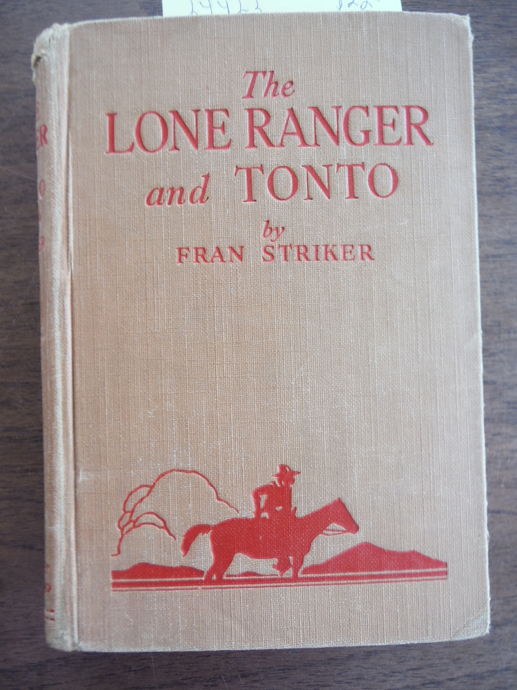 Image 0 of The Lone Ranger and Tonto