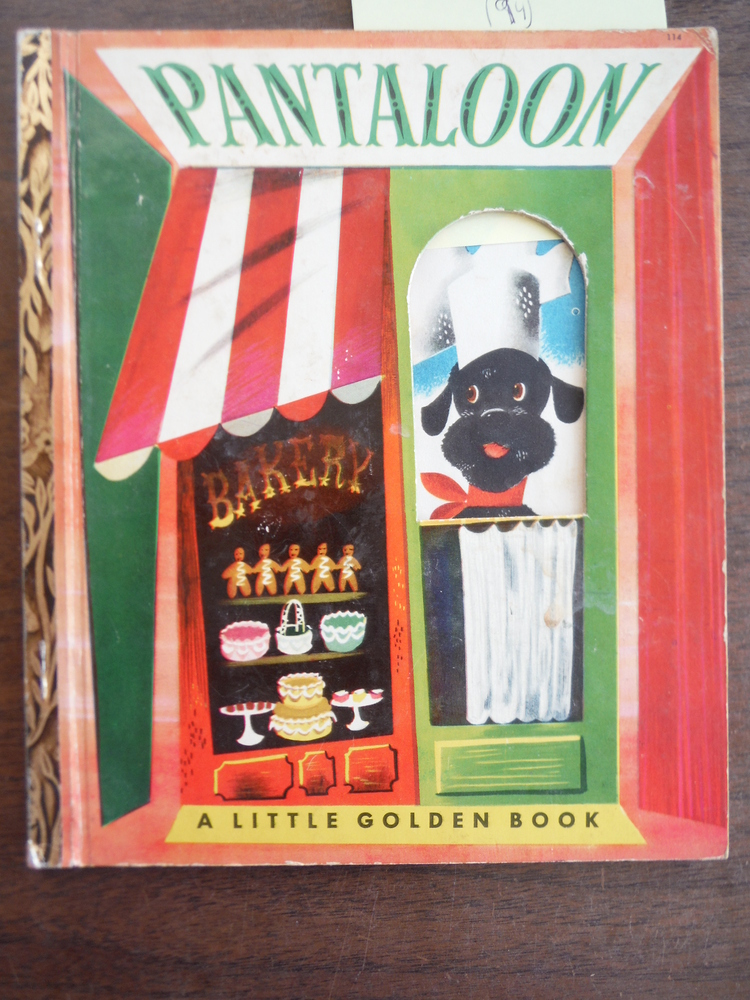 Image 0 of Pantaloon (Little Golden Book 114)