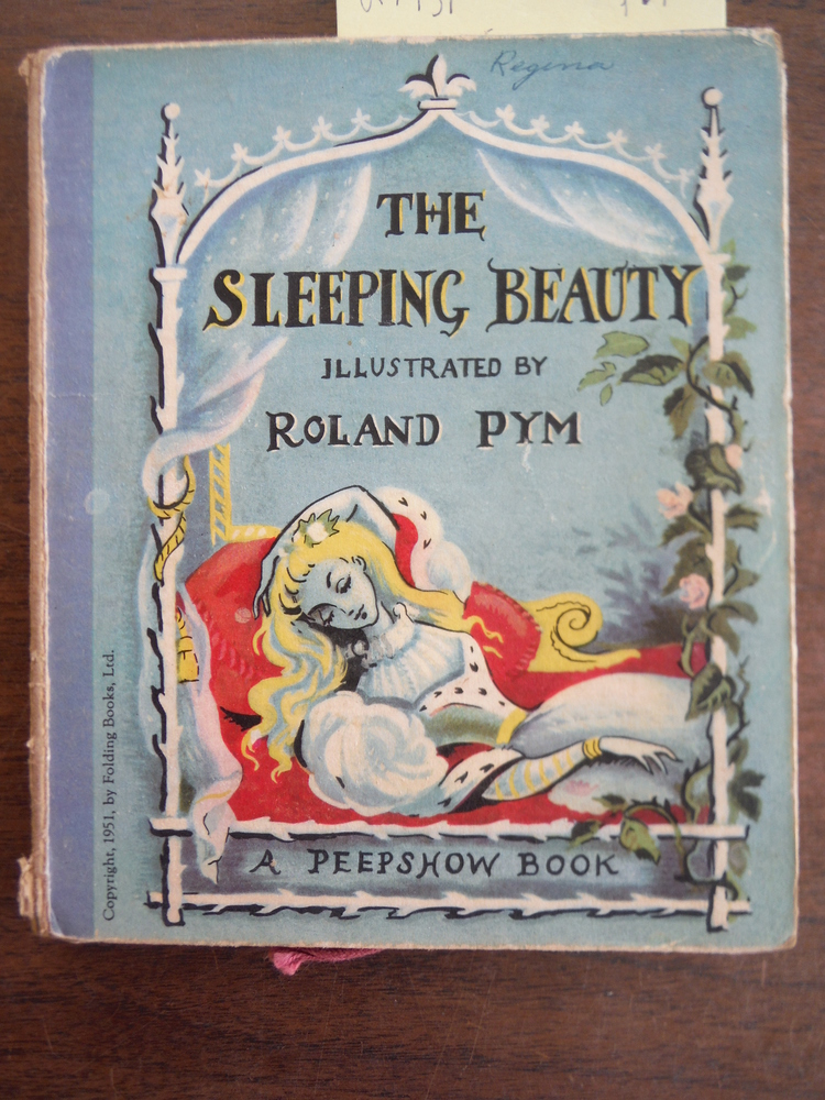 Image 0 of The Sleeping Beauty A Peepshow Book