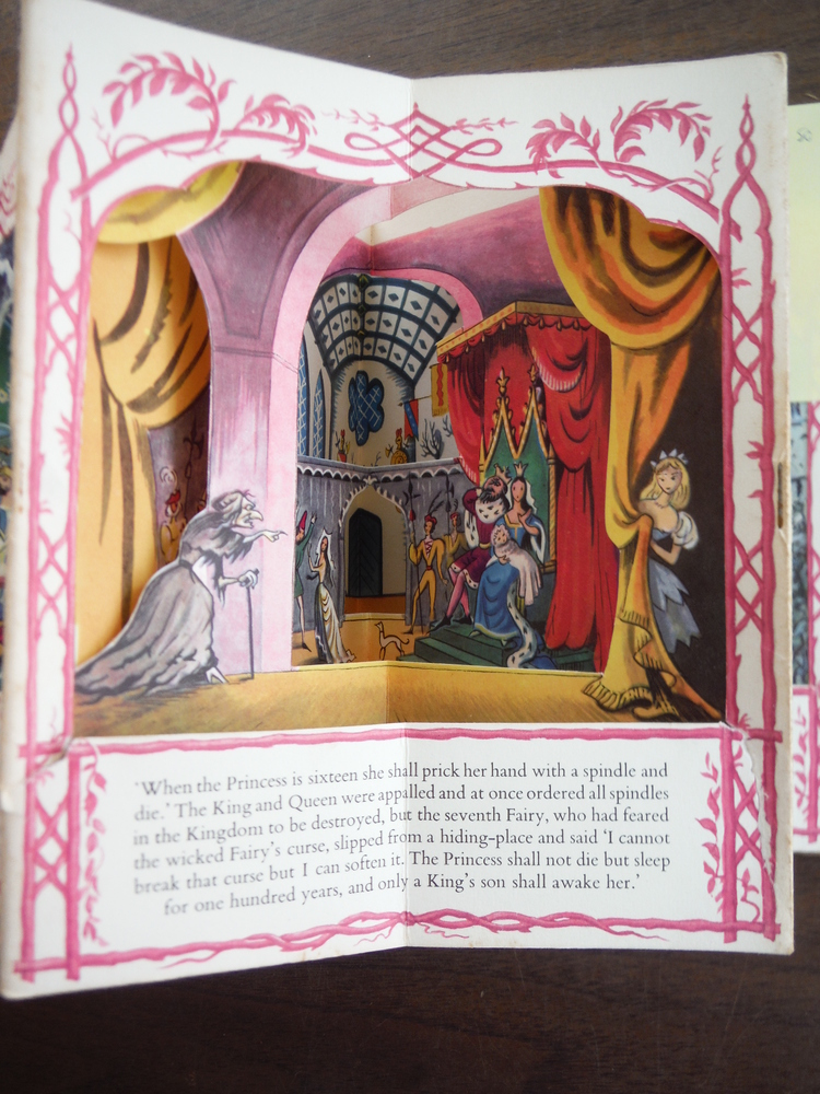Image 1 of The Sleeping Beauty A Peepshow Book