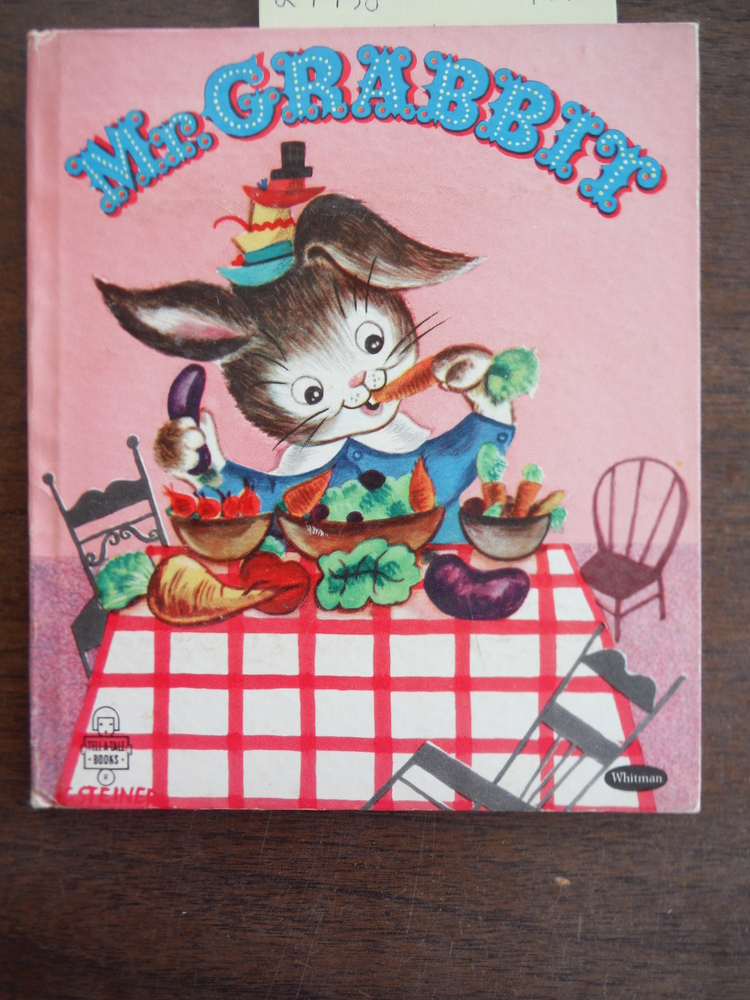 Image 0 of MR. GRABBIT THE RABBIT ( Whitman Tell a Tales )