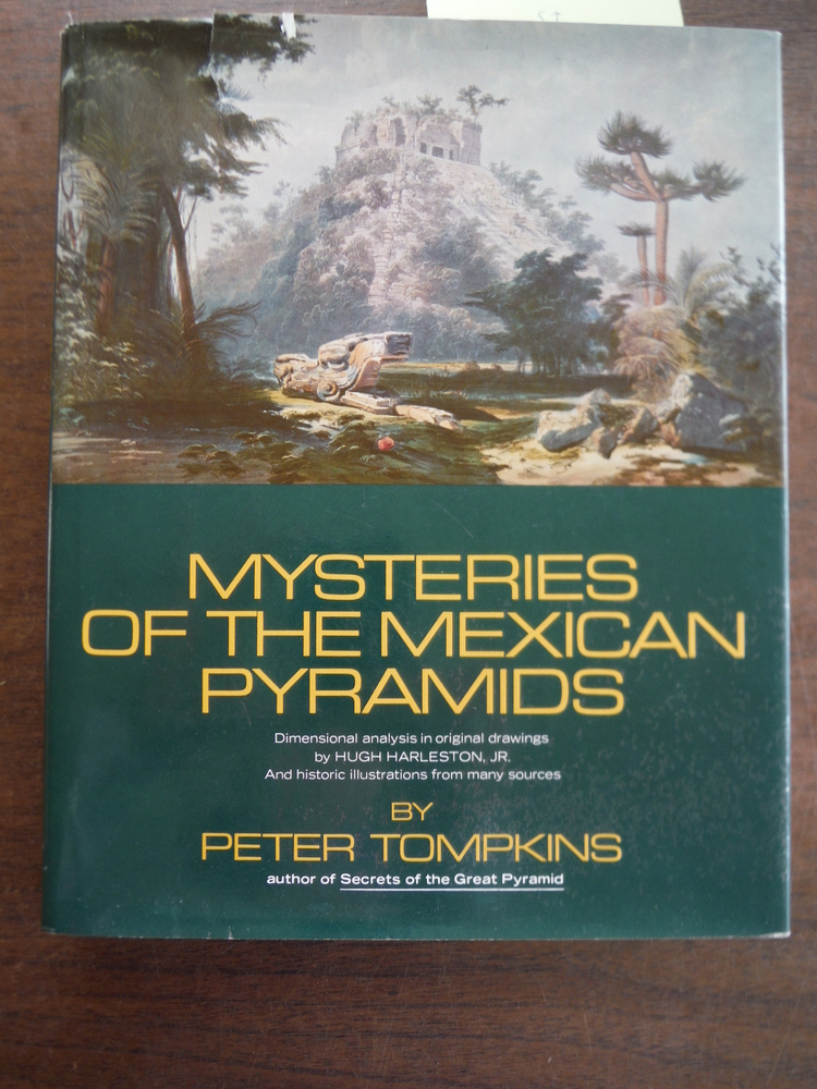 Image 0 of Mysteries of the Mexican Pyramids