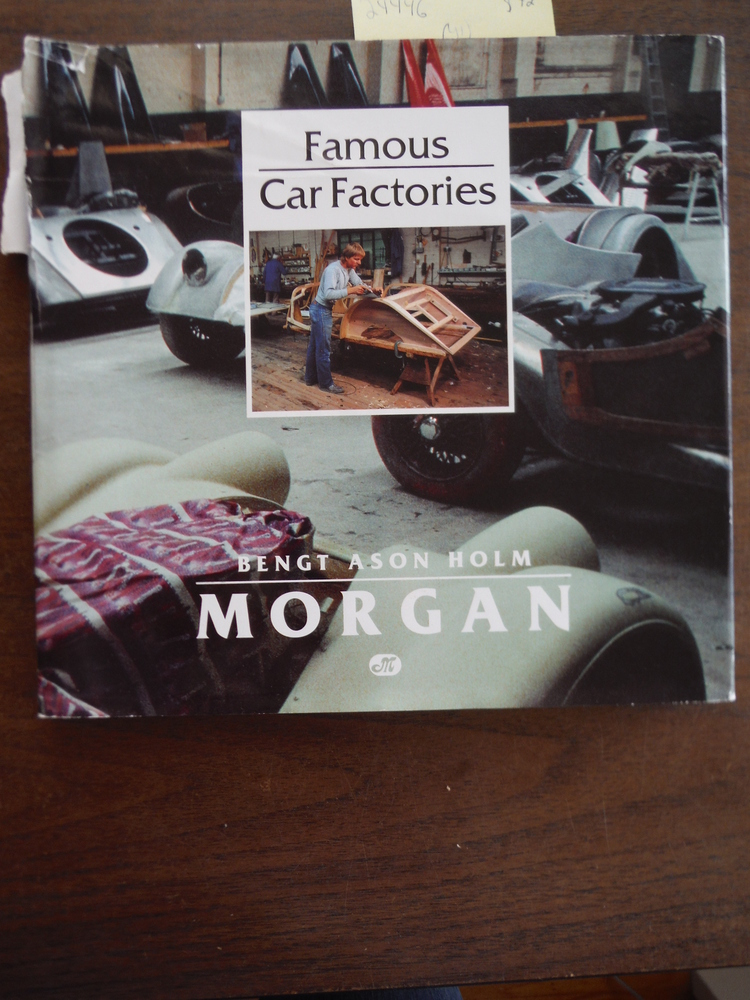 Morgan (Famous Car Factory Series)