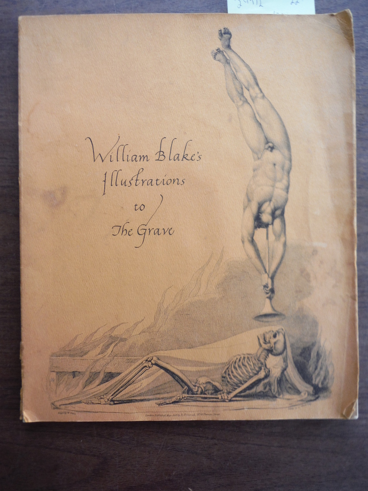 Image 0 of William Blake's Illustrations to the Grave (Double Elephant Folio Edition)