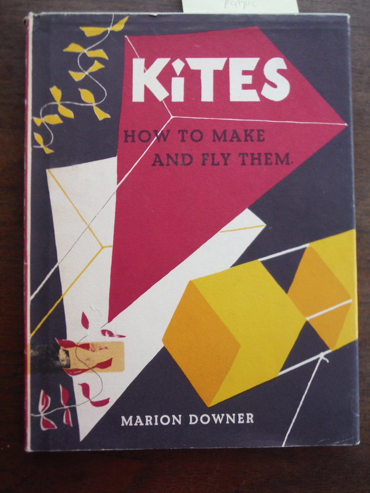 Image 0 of Kites: How to Make and Fly Them