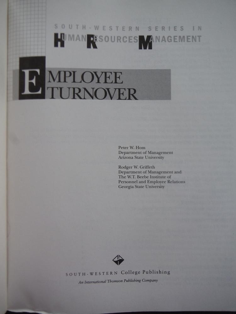 Image 1 of Employee Turnover
