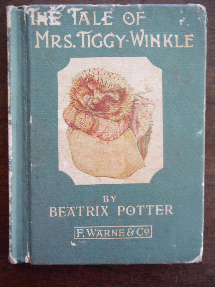 Image 0 of The Tale of Mrs. Tiggy-Winkle [Peter Rabbit First Series Number Six]