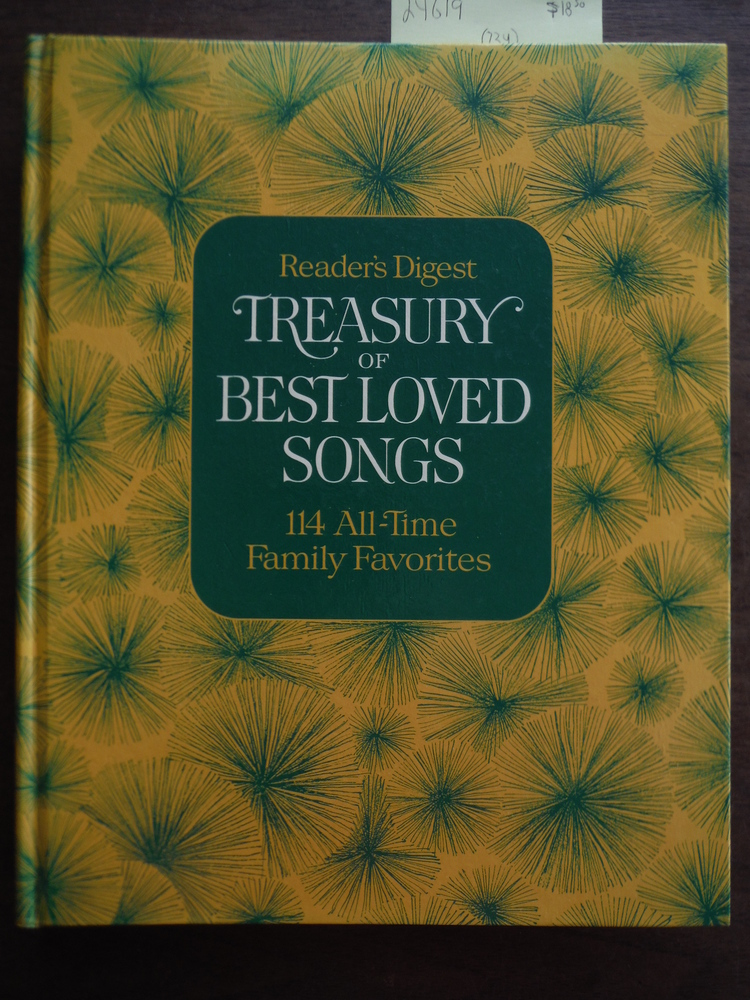 Image 0 of Reader's Digest Treasury of Best Loved Songs: 114 All Time Family Favorites