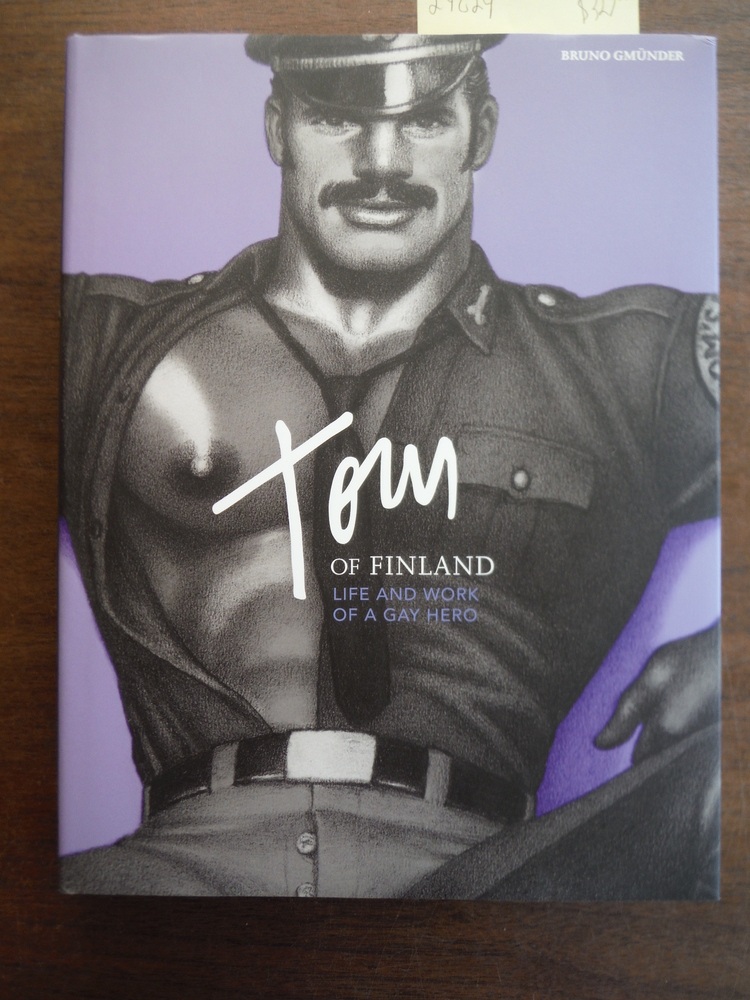 Image 0 of Tom of Finland: Life and Work of a Gay Hero