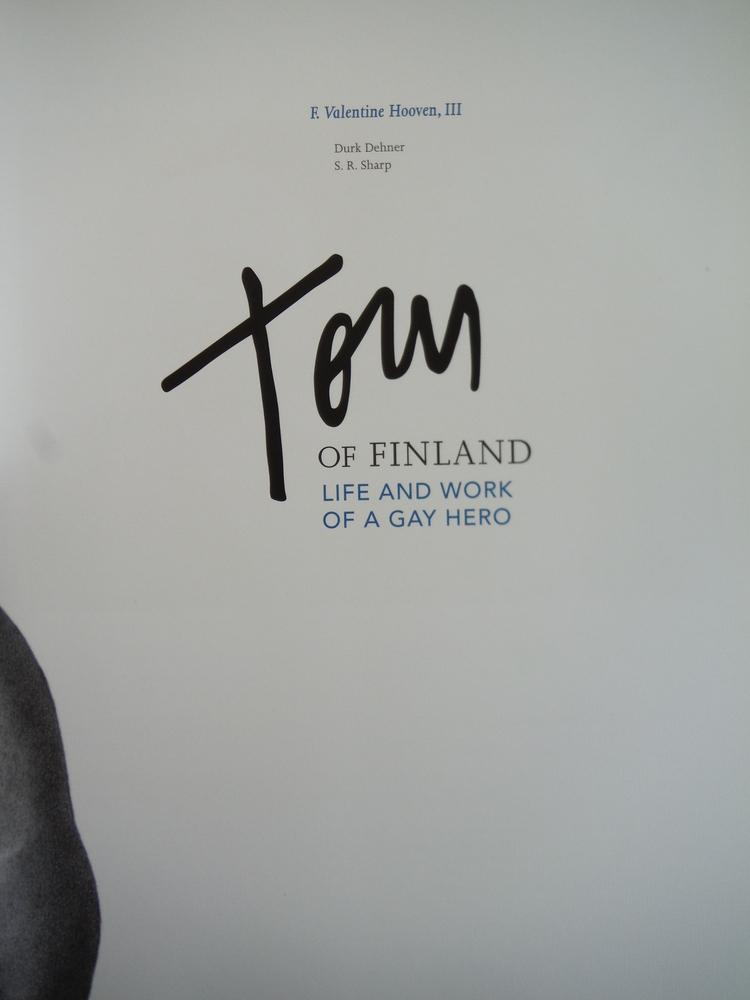 Image 1 of Tom of Finland: Life and Work of a Gay Hero