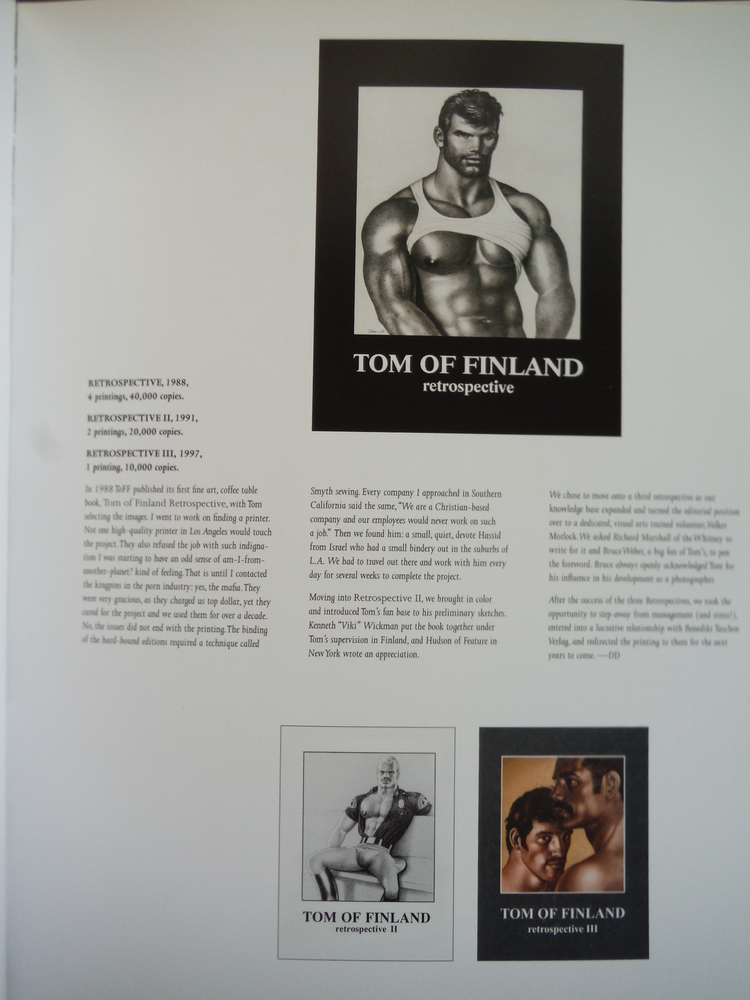 Image 2 of Tom of Finland: Life and Work of a Gay Hero