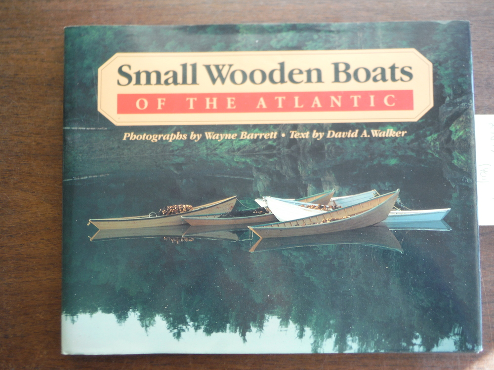 Small Wooden Boats of the Atlantic
