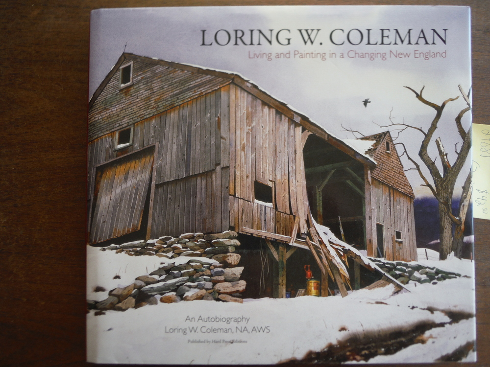 Image 0 of Loring W. Coleman: Living and Painting in a Changing New England- An Autobiograp