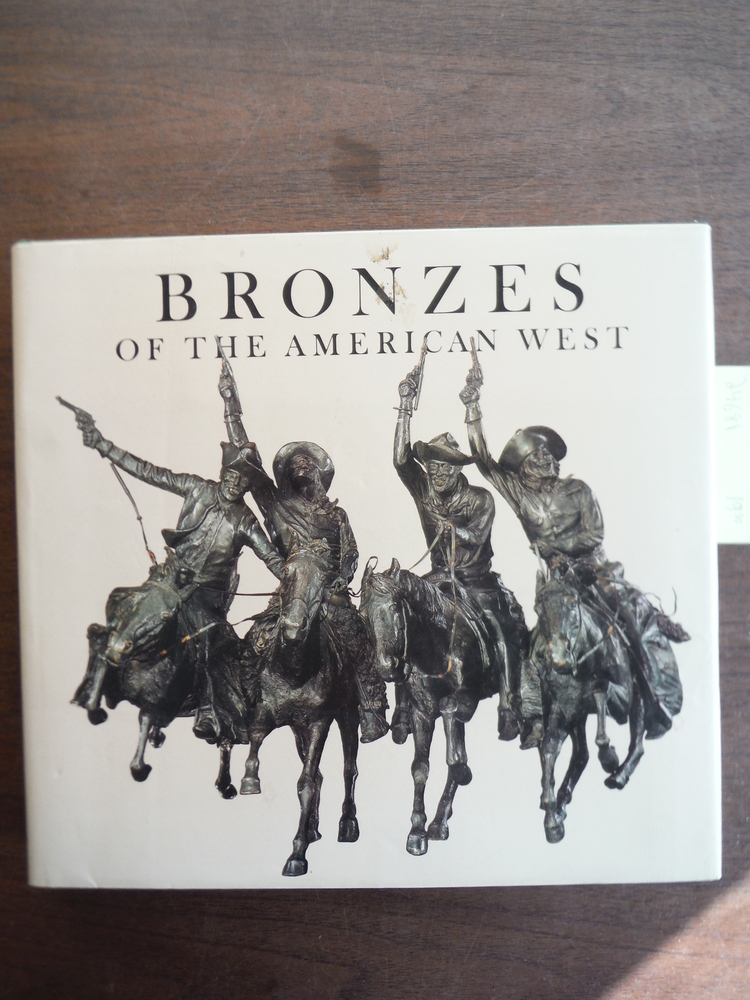 Bronzes of the American West.