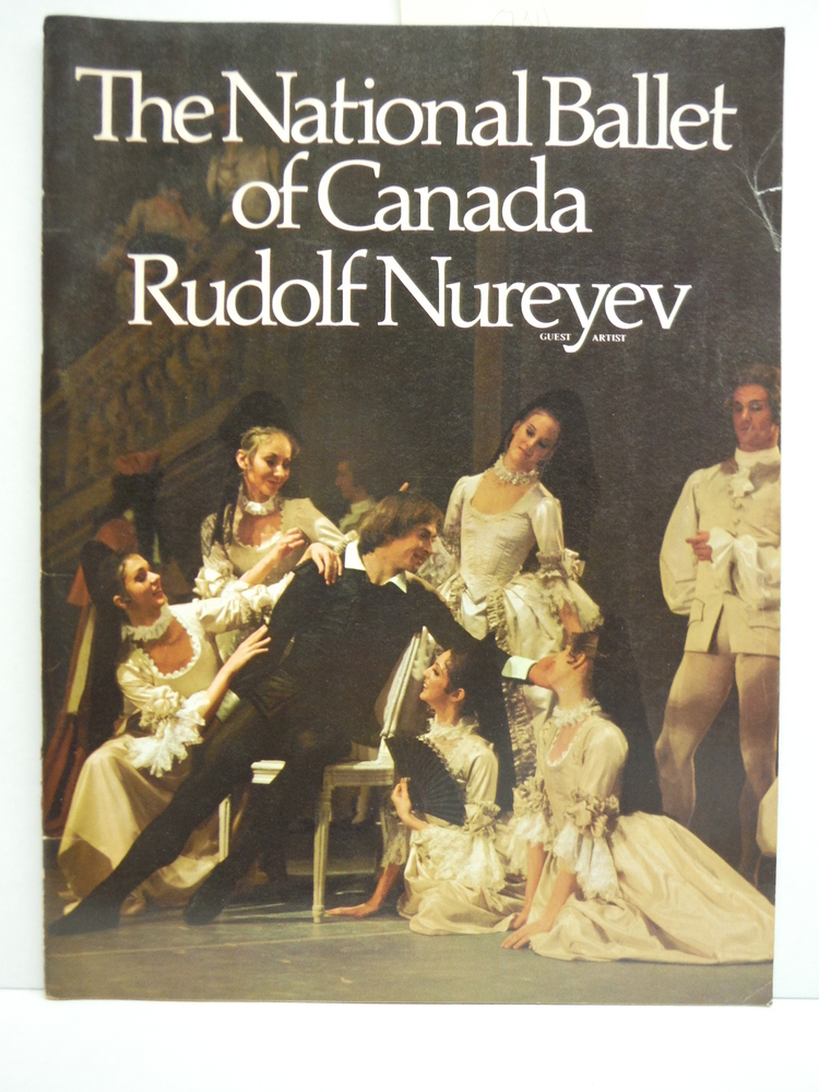 Image 0 of The National Ballet of Canada Rudolf Nureyev