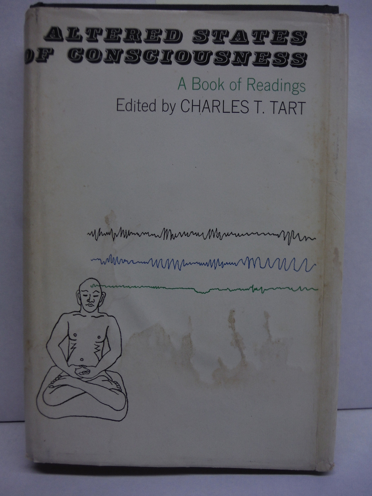 Image 0 of Altered States of Consciousness: A Book of Readings