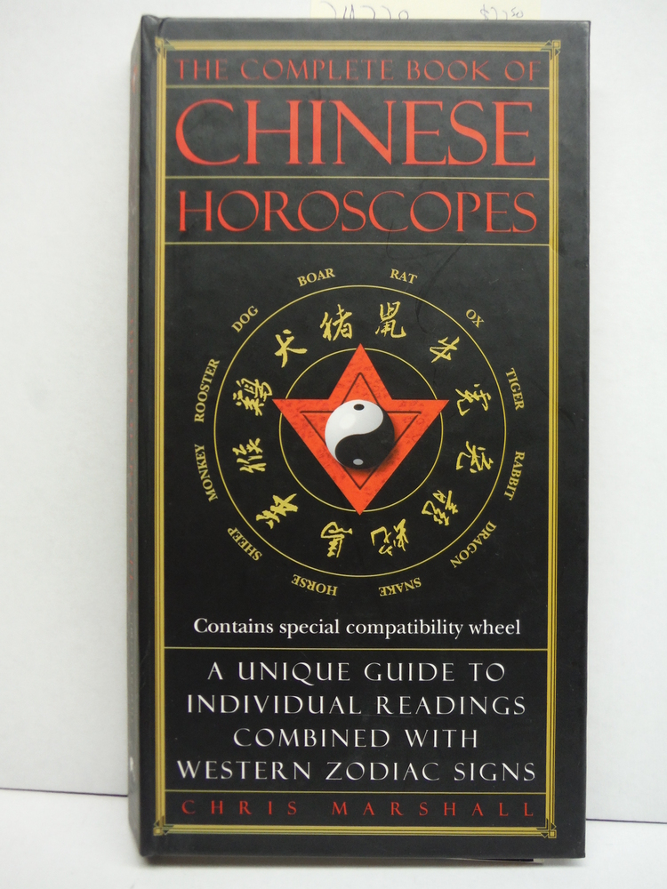 Image 0 of The Complete Book of Chinese Horoscopes
