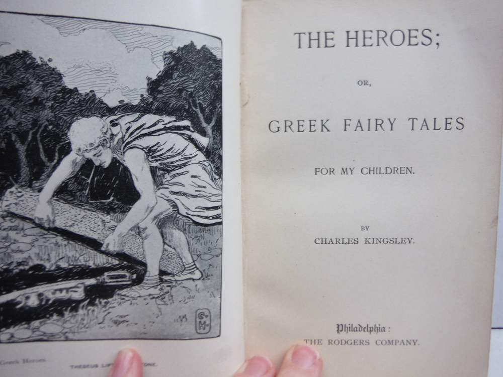 Image 1 of The Heroes; or, Greek Fairy Tales for my Children