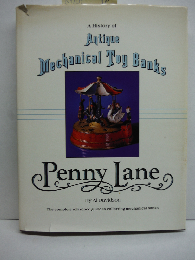 Image 0 of Penny Lane: A History of Antique Mechanical Toy Banks