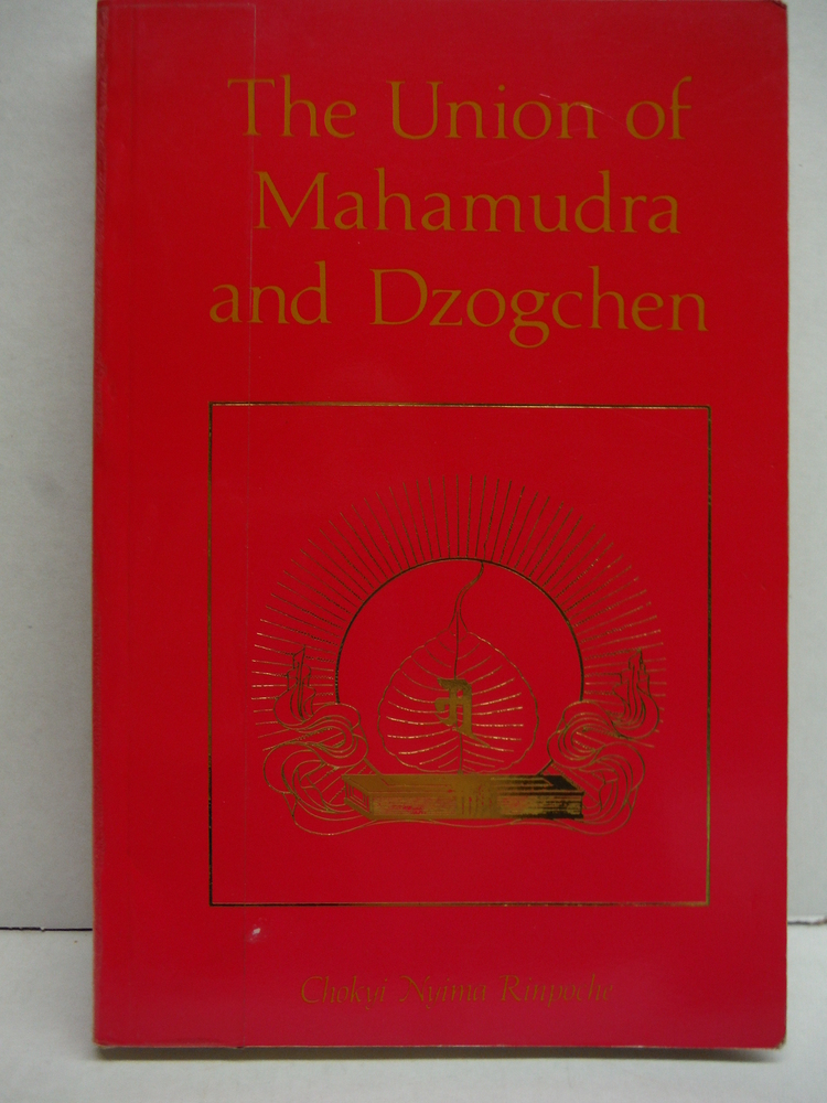 Image 0 of The Union of Mahamudra and Dzogchen