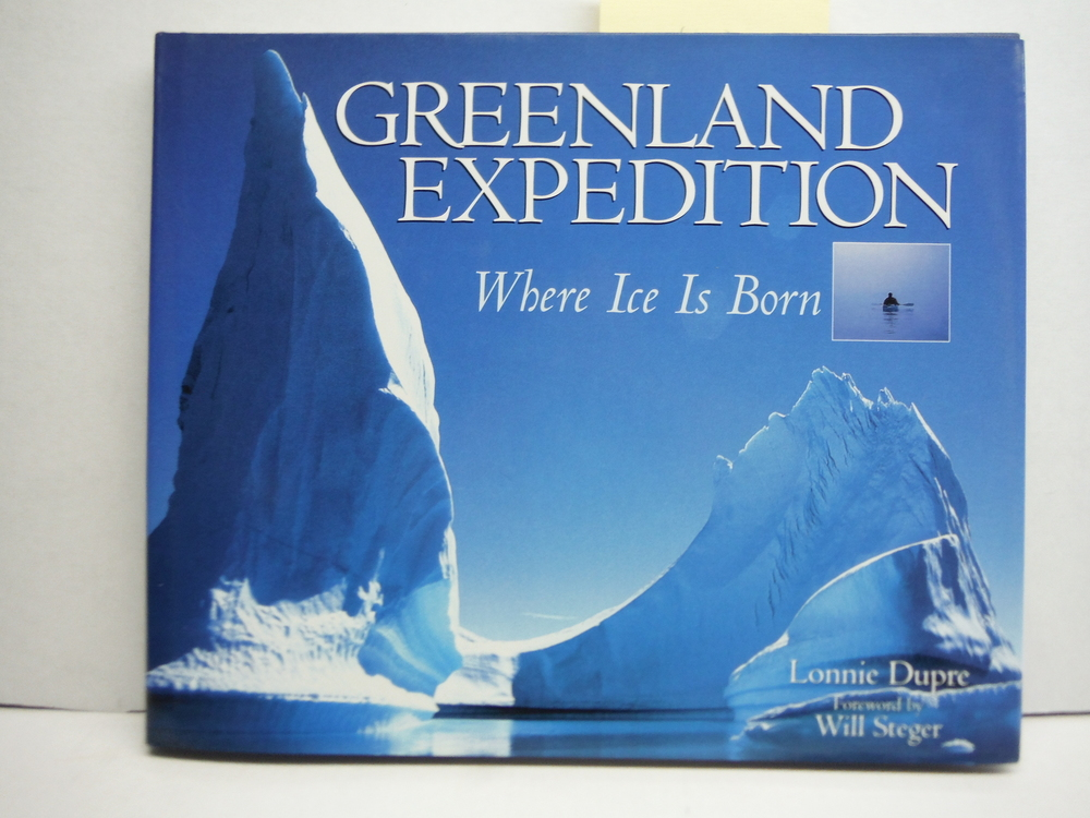 Greenland Expedition: Where Ice Is Born