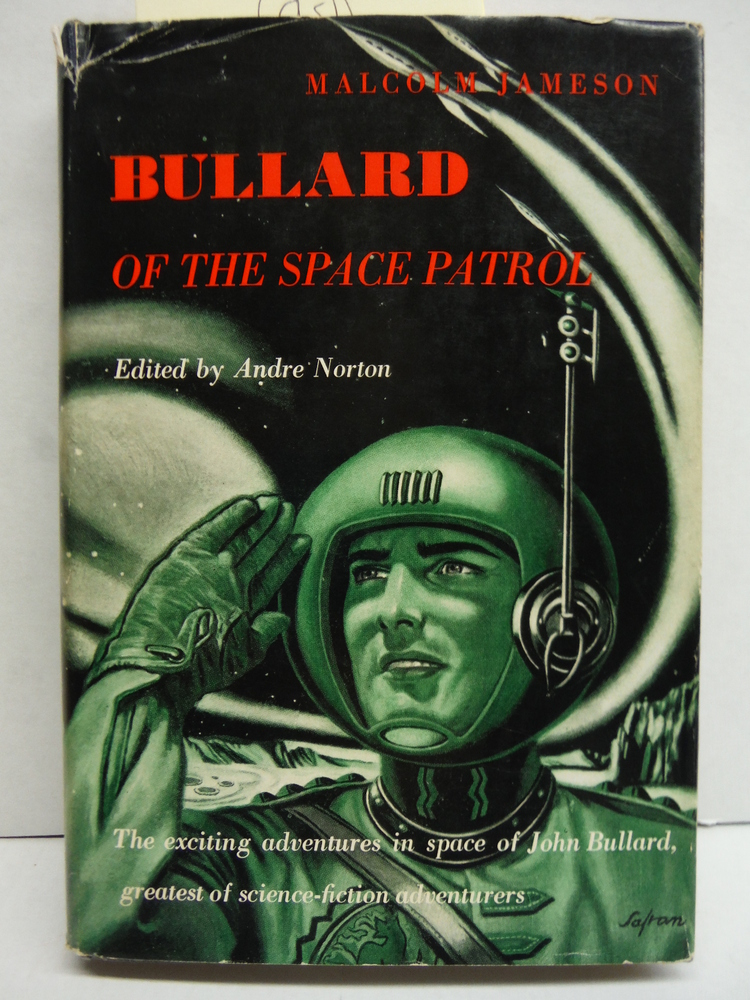 Image 0 of Bullard of the Space Patrol