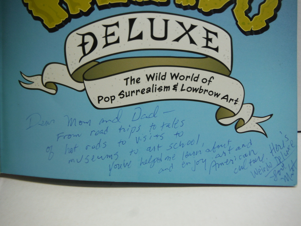 Image 2 of Weirdo Deluxe: The Wild World of Pop Surrealism & Lowbrow Art