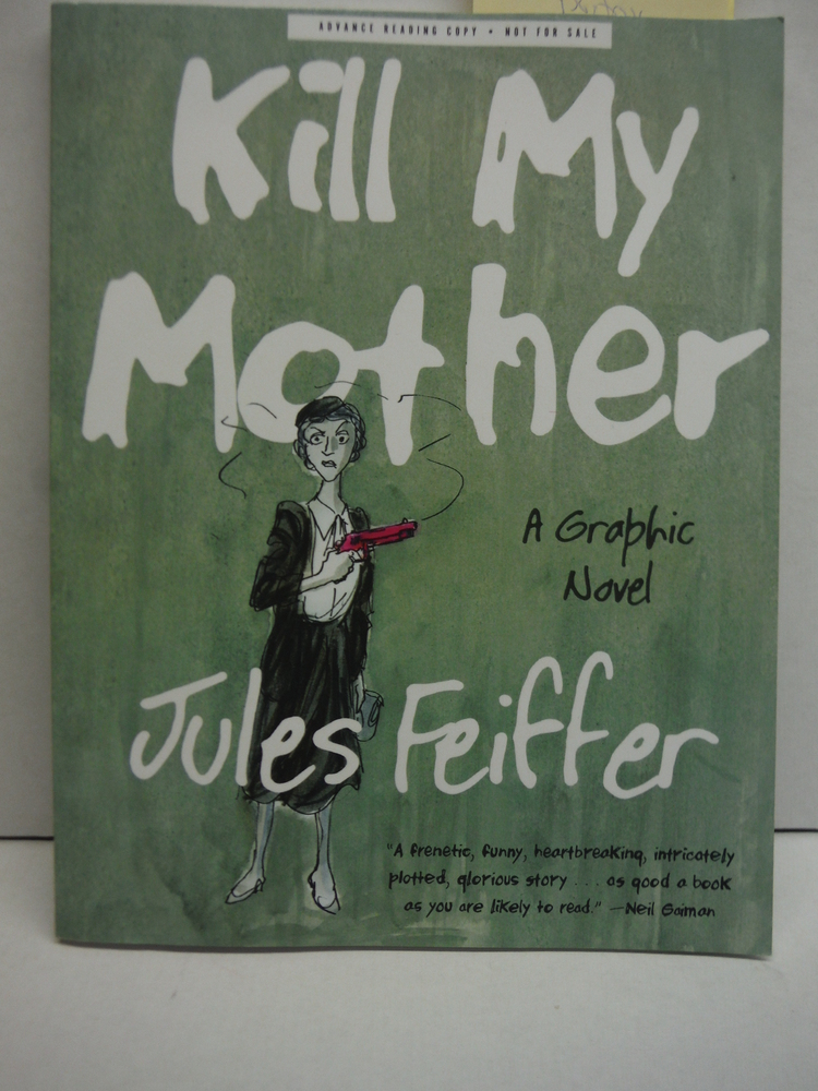Image 0 of Kill My Mother A Graphic Novel