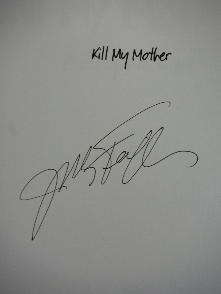 Image 1 of Kill My Mother A Graphic Novel