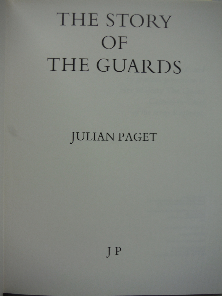 Image 1 of The Story of the Guards