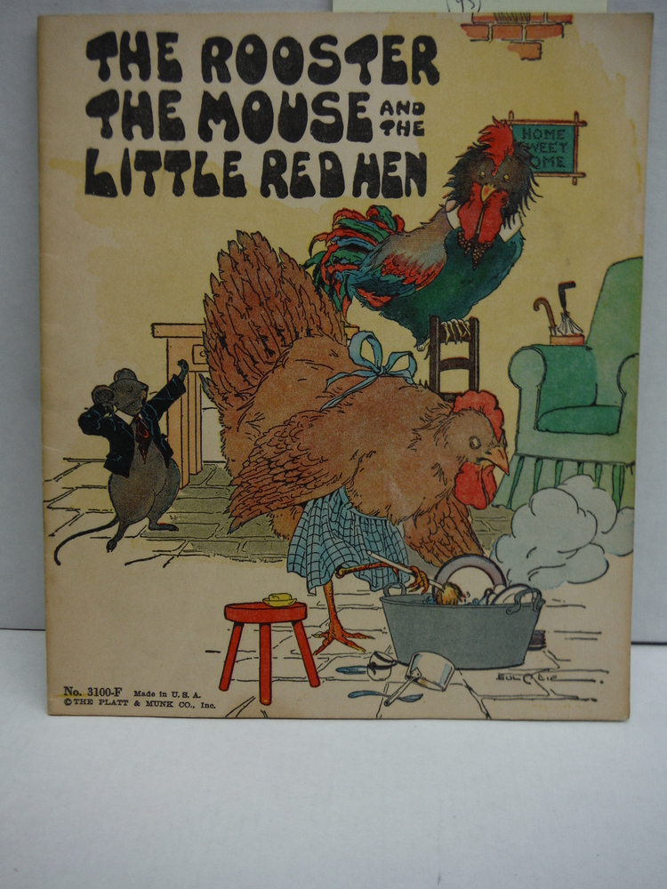 Image 0 of The Rooster the Mouse and the Little Red Hen (no. 3100-F)