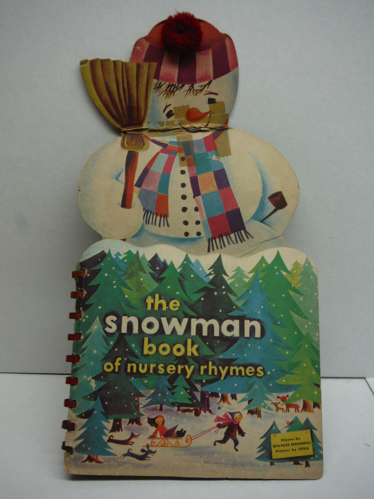 Image 0 of The Snowman Book of Nursery Rhymes