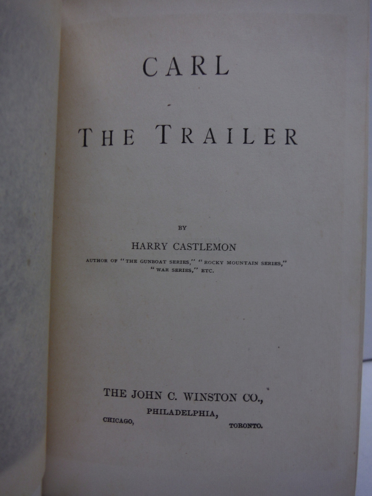 Image 1 of Carl the Trailer