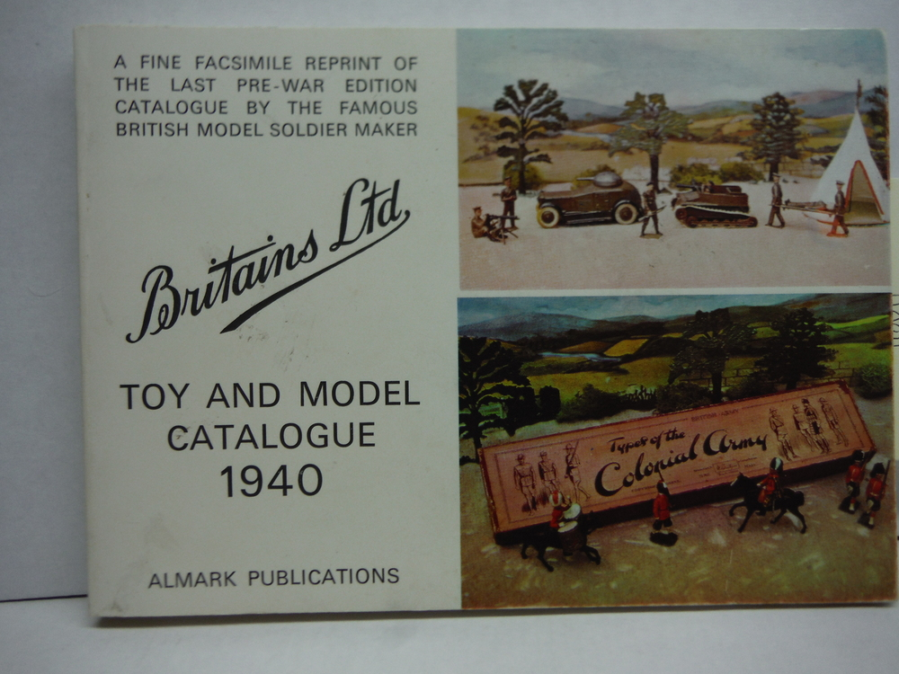 Toy and Model Catalogue