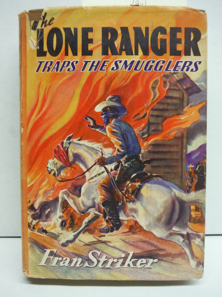 Image 0 of The Lone Ranger Traps the Smugglers