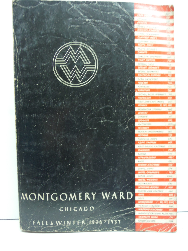 Image 0 of Ward's Catalog Fall & Winter 1936-1937 (No, 125)