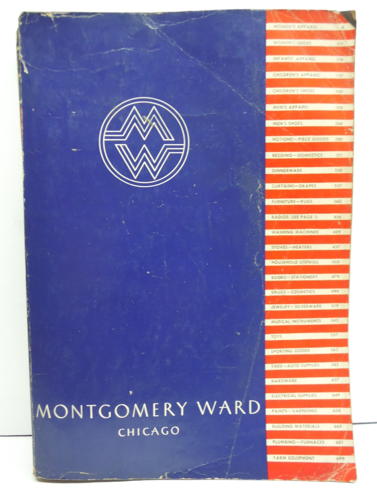 Image 0 of Ward's Catalog Fall & Winter 1935-1936