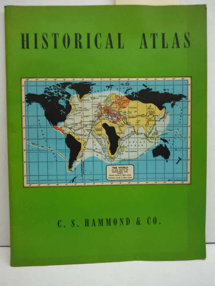 Hammond's Historical Atlas