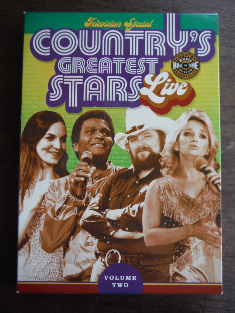 Image 0 of Country's Greatest Stars Live: Vol. 2