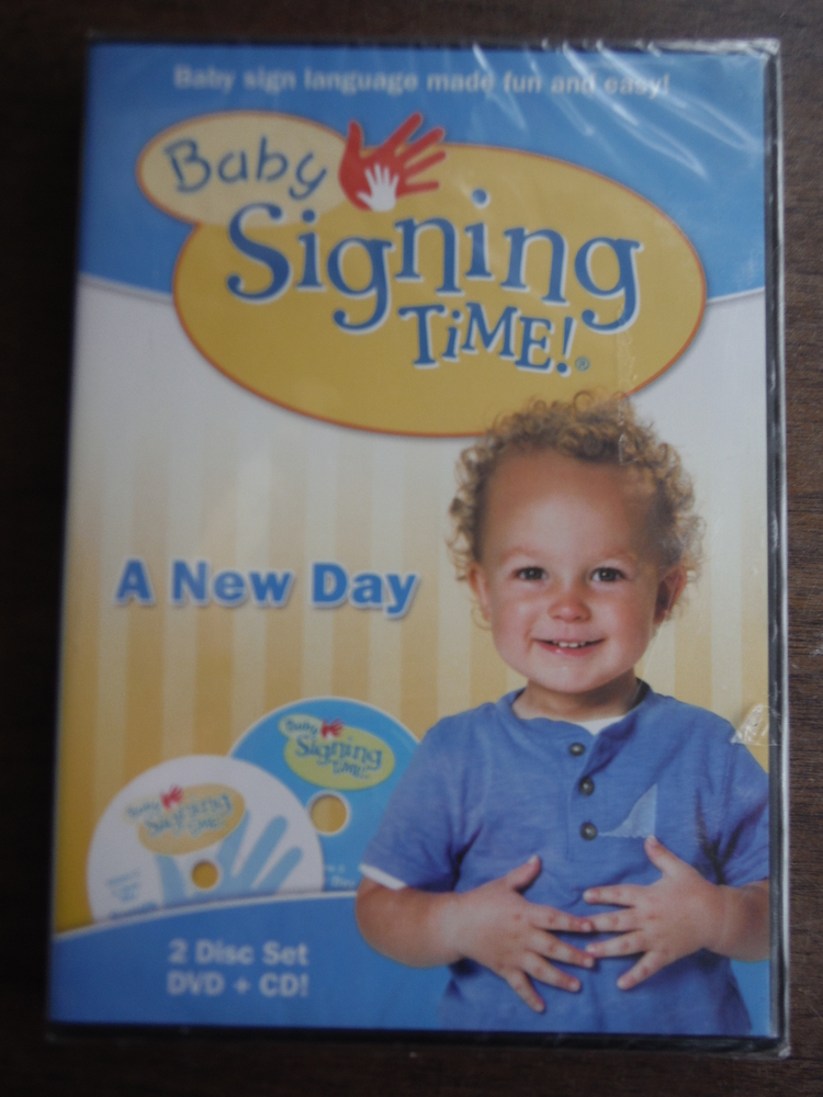 Image 0 of Baby Signing Time 3 by Signing Time