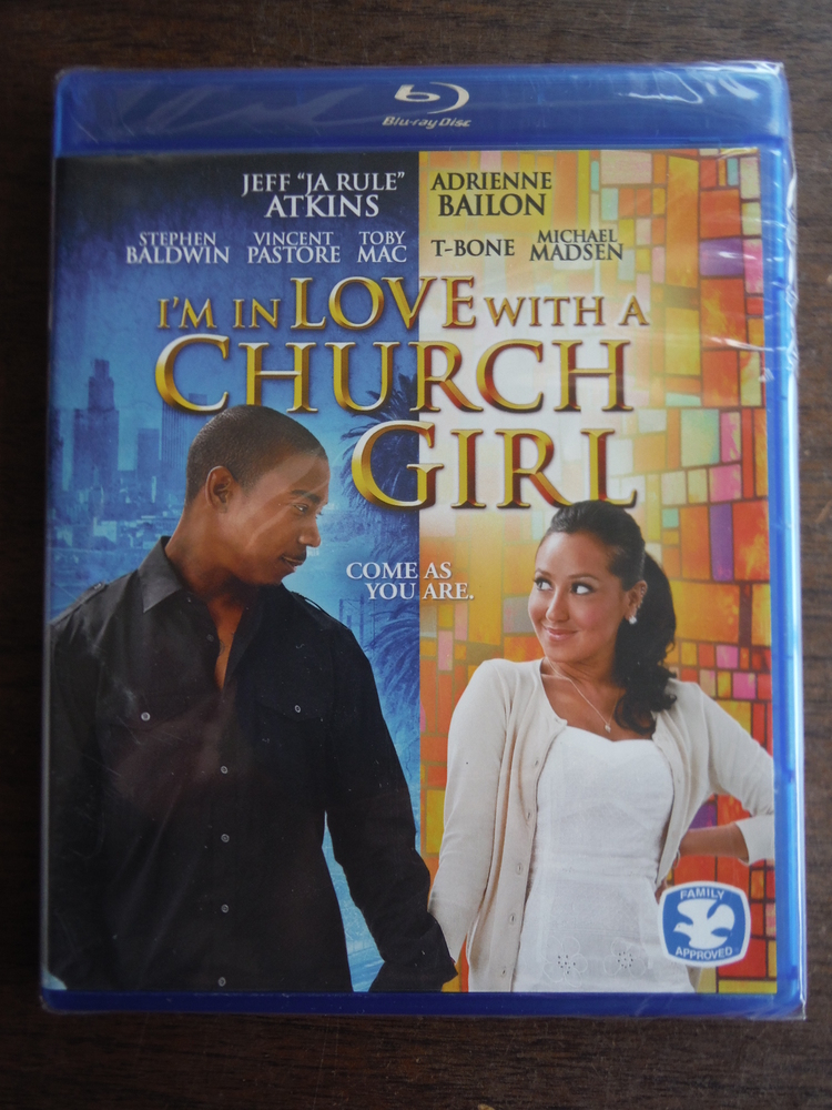 Image 0 of I'm In Love With A Church Girl [Blu-ray]