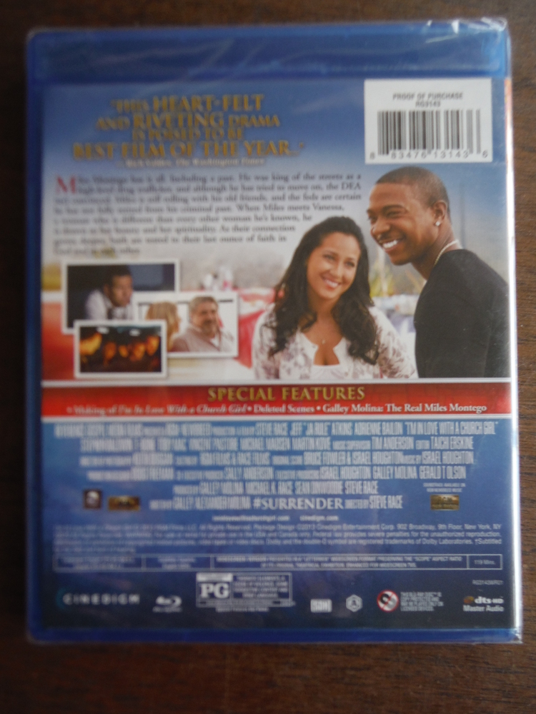 Image 1 of I'm In Love With A Church Girl [Blu-ray]