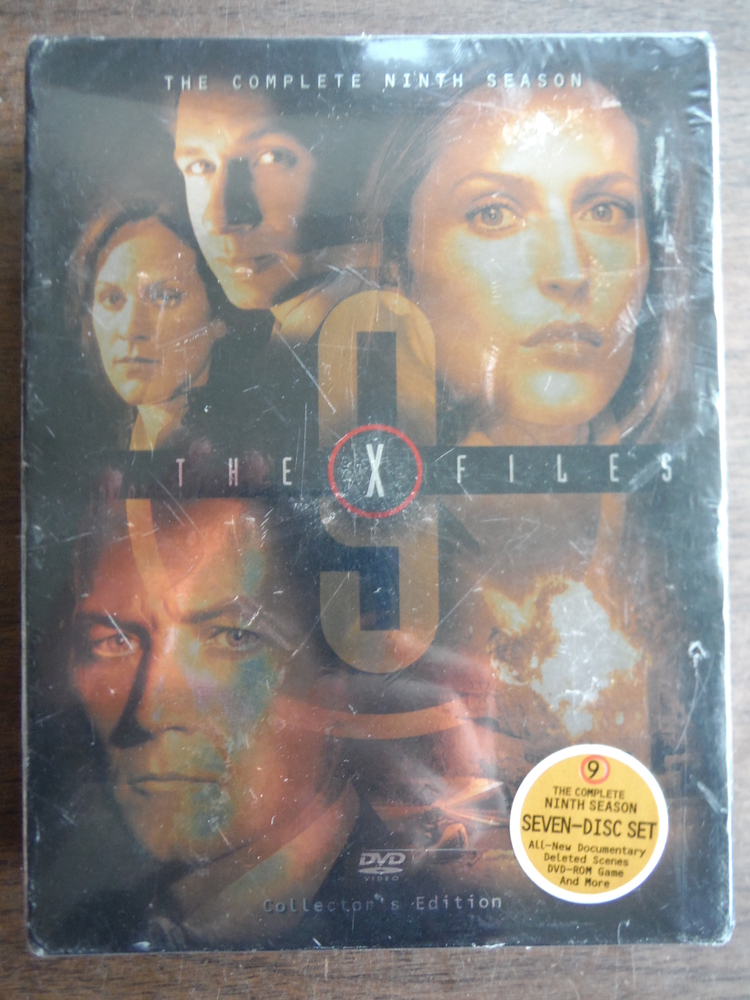 Image 0 of The X-Files - The Complete Ninth Season