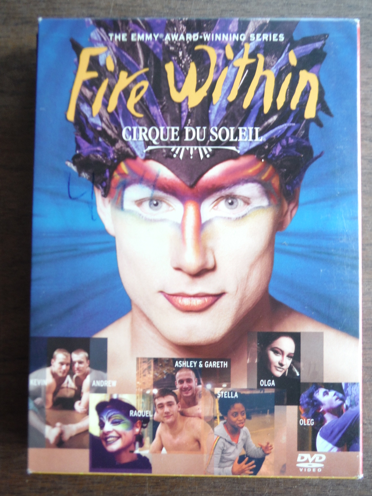 Image 0 of Cirque du Soleil - Fire Within (TV Series)