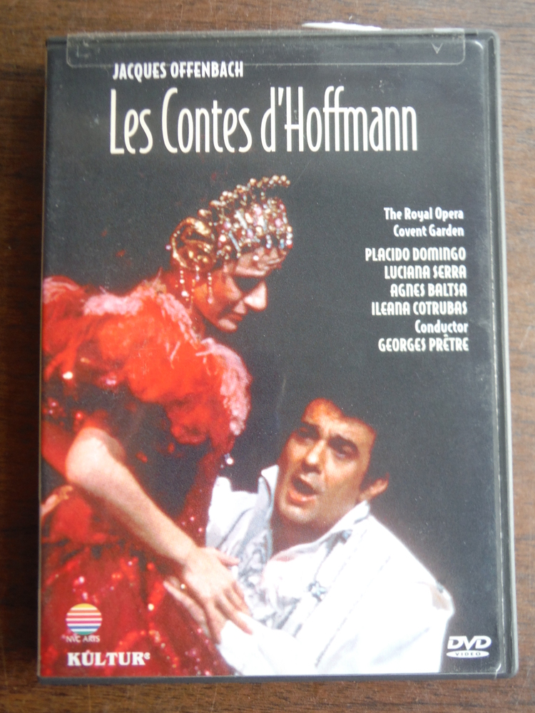 Image 0 of Offenbach: Les contes d'Hoffmann