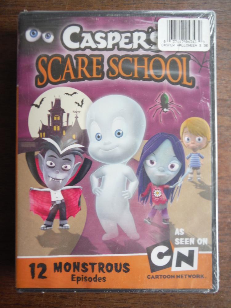 Image 1 of Casper Halloween 2 Pack Dvd